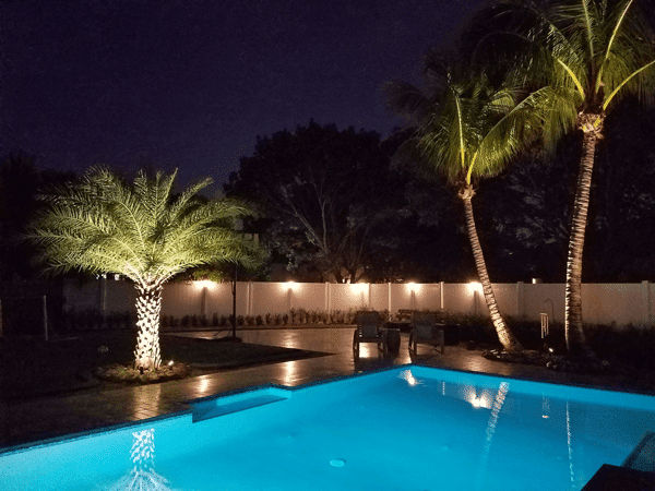 Gallery lanai lights pool lighting in florida audiocablefo